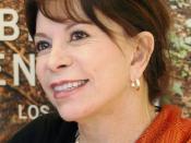 Español: Isabel Allende escritora chilena en la presentación de su libro