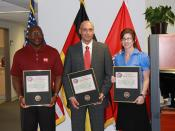 District employees graduate from leadership development program