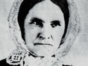 Martha Hale Dandridge, great-granddaughter of Alexander Spotswood and wife of William Winston Fontaine, grandson of Virginia governor and patriot Patrick Henry