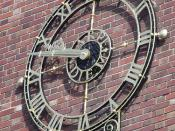 The Bournville Carillon - clock - Capre Diem