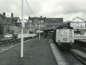 Merthyr Station