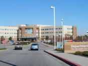 English: This tertiary level hospital is home to the Palo Alto Division of the Palo Alto Health Care System of the United States Department of Veterans Affairs. It is located at 3801 Miranda Avenue in Palo Alto, next to Foothill Expressway.