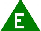 Example exempt symbol