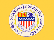 Flag of City of Santa Fe