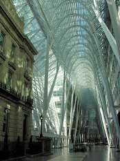 English: Allan Lambert Galleria (Brookfield Place), Toronto ON, Canada Deutsch: Allan Lambert Galleria (Brookfield Place), Toronto ON, Kanada