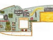 Mosquito Cockpit Stbd, colored - in