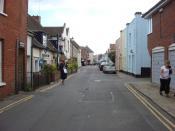 English: Crabbe Street
