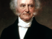 English: Picture of Martin Van Buren