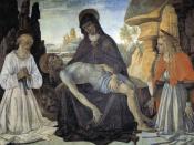 Pietro Perugino: Pietà con San Girolamo e Santa Maria Maddalena. Cat. no. 7 in Vittoria Garibaldi: Perugino. Catalogo completo. Octavo, Firenze 2000, ISBN 88-8030-091-1
