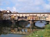 Ponte Vecchio, Florence (Italy)