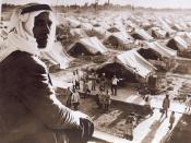 Nakba 1948 Palestine - Jaramana Refugee Camp, Damascus, Syria