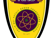 The Science National Honor Society Logo