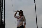 Sara Evans in concert in June 2007