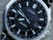 Citizen World Perpetual A-T