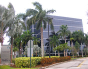 English: Norwegian Cruise Line headquarters in unincorporated Miami-Dade County.