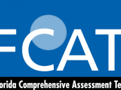 FCAT official blue logo