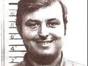 English: Mug shot of serial killer Gerard John Schaefer.