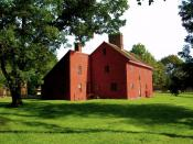 The Rebecca Nurse Homestead in 2006.