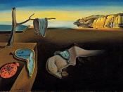 Salvador Dalí, The Persistence of Memory (1931), Museum of Modern Art
