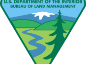 Seal of the BLM