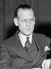 English: Philo T. Farnsworth, inventor of modern television