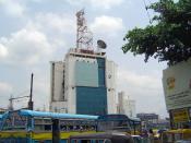 VSNL building, Ultadanga, Kolkata