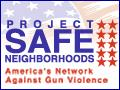 Federally-supported gun violence intervention program