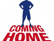 English: I created, pro-bono, this logo for Haig Housing Trust for the new fundraising campaign Coming Home (www.coming-home.org.uk), you can contact me at sorin.berniczki@gmail.com