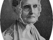Lucretia Mott was a guiding light of the conventions, and presided over two of them.