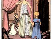 Illustration from La Gazette du Bon Ton, 1922,