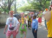 Patch Adams in Sri Lanka