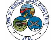 Official seal of Windsor Locks, Connecticut