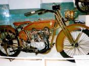 Harley-Davidson 1000 cc HT 1923