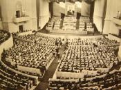 Fourth congress of the Polish United Workers' Party, held in 1963.