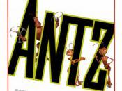 Film poster for Antz
