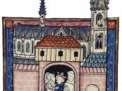 Nederlands: Middeleeuws miniatuur