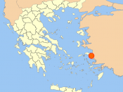 location of the Seven Sages in ancient Greece