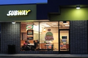 English: Subway restaurant, 4009 Carpenter Road, Pittsfield Township, Michigan