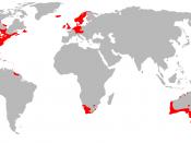 Germanic language zones