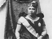 Queen Liliuokalani license