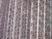 Bouwsteiger (Scaffold)