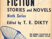 The Best Science Fiction Stories and Novels: Ninth Series