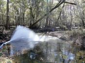 water flowing 4