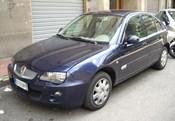 English: Rover 25 facelift