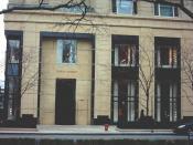 Giorgio Armani's boutique in Chicago
