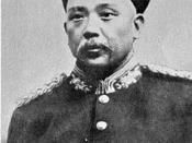 Yuan Shikai was an adept politician and general.