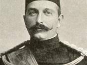 English: Abbas Hilmi II, Khedive of Egypt (1892–1914)