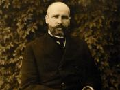 Tsarist Prime Minister Pyotr Stolypin, who engineered the