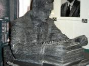 Alan Turing Statue at Bletchley Park - geograph.org.uk - 1591029