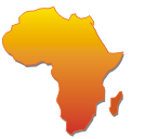Graphic: African continent